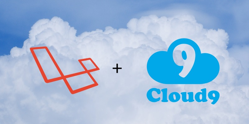 Laravel 5.3 + Cloud9