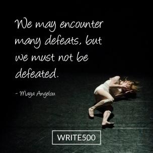 write500-013