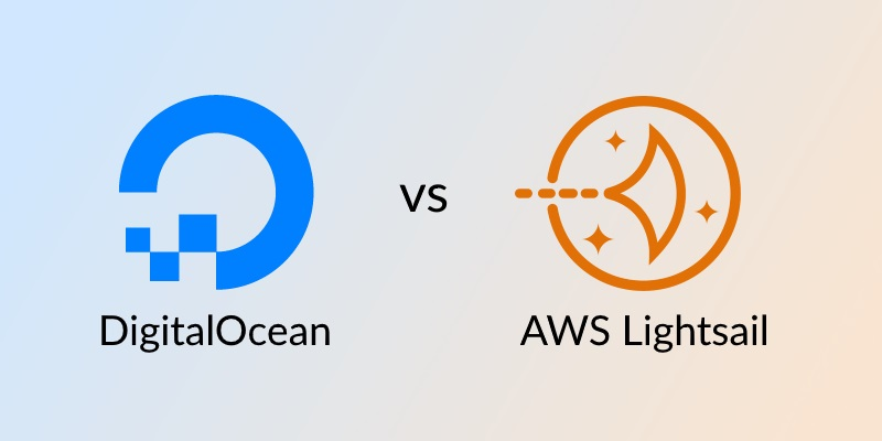 DigitalOcean vs AWS Lightsail