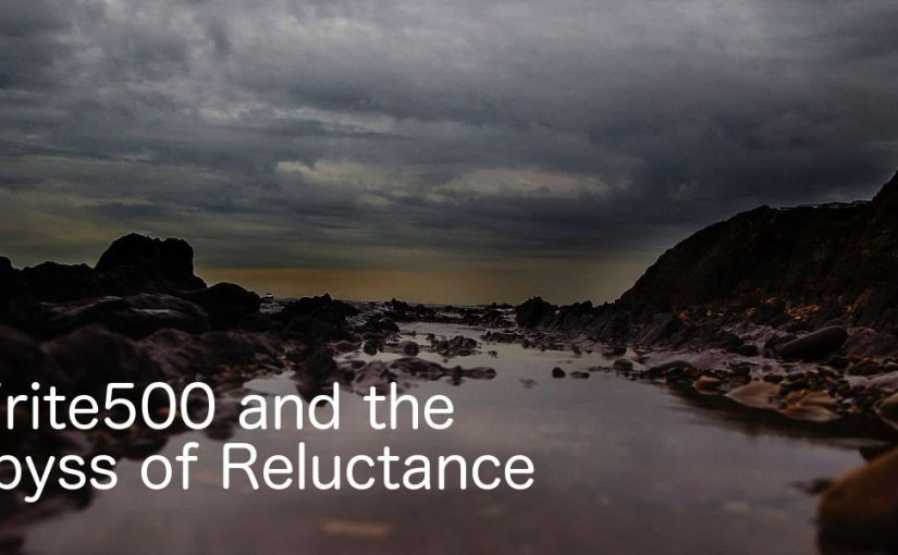 Write500 and the Abyss of Reluctance